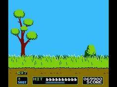 NES Longplay [295] Duck Hunt