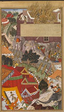 India History - Jauhar and Saka refer to the ancient Indian Rajput Hindu tradition of honorary self-immolation of women and subsequent march of men to the battlefield (against any odds) to end their life with respect. It was followed by the Rajput clans in order to avoid capture and dishonour at the hands of their enemies. Such painful method (burning) was preferred over other painless and easy ways like poisoning or hanging.