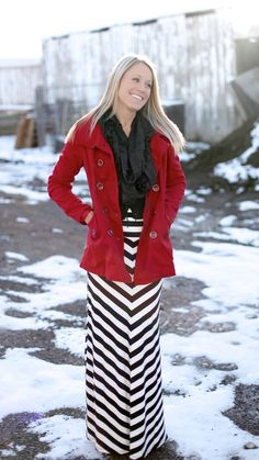 Chevron Style | Creations By Callie