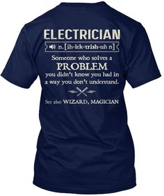 Electrician- Limited Edition