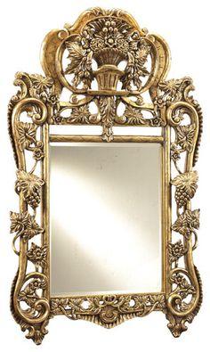 Floor Mirror, Wall Mirror, Mirror Photo Frames, Home Decor Mirrors, Luxury Living, Houzz, Google, Console, Ornament
