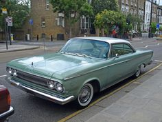63 Dodge Custom 880 . I  had one when I was younger