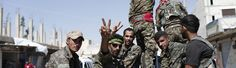 Syria's Kurds Have Nearly Tripled Their Territory Fighting the Islamic State in 2015