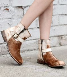d364efdfb8e2 Shop BED STU short boots for women handmade from organic vegetable tanned  leather.