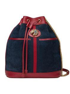 Gucci Rajah Medium Bucket Bag - Farfetch eef8078d242f6