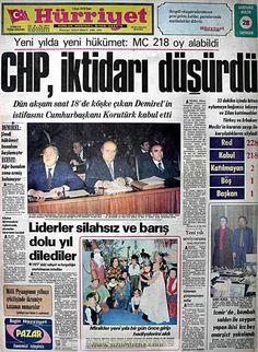 Hürriyet gazetesi 1 ocak 1978
