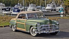 1949 Chrysler Town & Country Convertible - 1