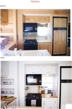 Hey friends! Chelsie here. Finally - our camper renovation photos! For those that don't know already, Ryan and I will be traveling the U.S. in a fifth wheel camper from February 2015-September 2015....