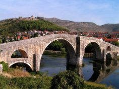 Arslanagic Ottoman bridge, Trebinje  The Arslanagic bridge dates from1754