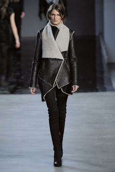 Best Coats From Fall 2012 New York Fashion Week