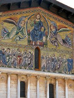 Mosaicos San Frediano #TuscanyAgriturismoGiratola