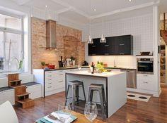 Ideas de decoración para la cocina.