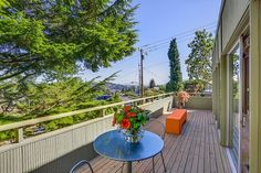 balcony mid century - Google Search Balcony, Deck, Mid Century, Patio, Google Search, Outdoor Decor, Home Decor, Terrace, Homemade Home Decor