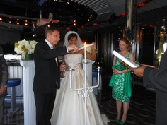 Congratulations Mr. & Mrs. Blakesley married onboard in Barbados - see more https://www.facebook.com/media/set/?set=a.10151350338881573.1073741830.51536846572=1