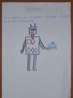 Platorob: robot que pone y recoge los platos.