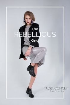Be Rebellious...