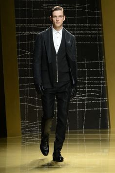 Ermenegildo Zegna Fall/Winter 2013 | Milan Fashion Week