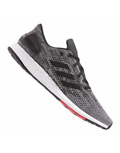 sneakers for cheap 963c7 2a06f 57,28 €   Zapatillas Running adidas Pure Boost DPR Hombre  Negro Gris