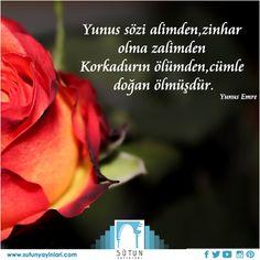 Yunus Emre #alim #poet #poem