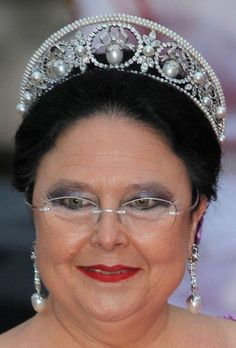 Royal Jewels of the World Message Board: Re: Grand Duchess Maria Vladimirovna's Tiaras Royal Crowns, Royal Tiaras, Crown Royal, Tiaras And Crowns, Diamond Tiara, Royal Jewelry, Luxury Jewelry, Circlet, Royal House