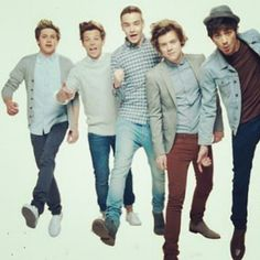 1D new photo shoot. This is just to much.