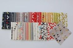Reunion Charm Pack by Sweetwater for Moda  £9.60