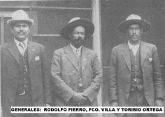 Francisco Villa y sus Generales