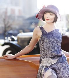 ... World of The Honourable Miss Phryne Fisher, Lady Detective, part 1