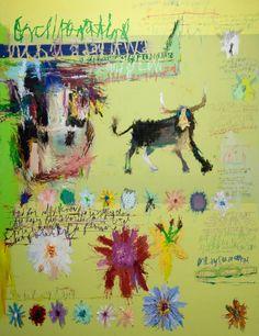 "Saatchi Art Artist woo kukwon; Painting, ""The Story of Ferdinand"" #art"