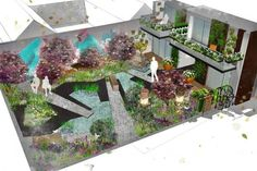 Future-proof your urban garden: 'low input, high impact' planting that's perfect for balconies and backyards