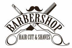 Photo about Vintage logotype for barber shop. Illustration of business, black, saloon - 80900993 Logo Barbier, Logo Boutique, Barber Logo, Barber Shop Decor, Shop Front Design, Shop Plans, Shop Logo, Health Quotes, Free Vector Art