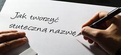 Potrzebujesz dobrej i skutecznej nazwy dla swojej marki? Nasz artykuł pomoże Ci ją wymyślić!  #branding  #brand  #marka