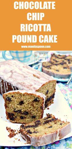 ... sauce   Favorite Recipes   Pinterest   Ricotta Cake, Blueberry Sauce