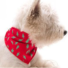 Check out these gorgeous doggie Christmas Bandanas all the way from Australia! 10% of all orders go to your rescue of choice and everything's 10% off! www.ukuscadoggie.com