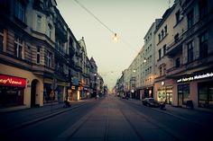 Gliwice, ulica Zwycięstwa