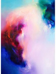 Liv Vardy -Let Love Speak - Painting - Art - Abstract