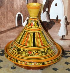 how to cook in a traditional tagine