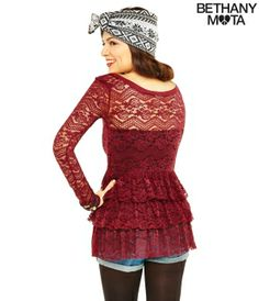 Bethany Mota Winter/Holiday Collection