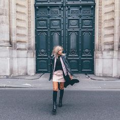 WEBSTA @ noholita - Layering is back  more details about this @missguided #outfit on my blog || noholita.fr || http://liketk.it/2piX4  by @samuel_lagarto
