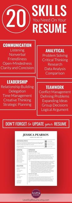 15 Best resume images | Resume, Server resume, Resume skills