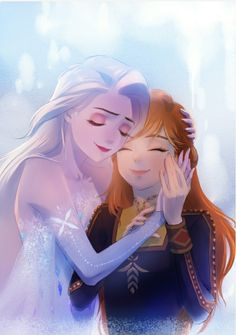 Find images and videos about disney, fanart and frozen on We Heart It - the app to get lost in what you love. Princesa Disney Frozen, Frozen Disney, Elsa Frozen, Frozen Anime, Arte Disney, Disney Fan Art, Anime Outfits, Disney And Dreamworks, Frozen Movie