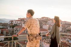 """Descendants of the Sun"" Episodes 11 & 12 Official Stills 