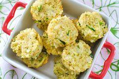 Savoury lunch box Ideas - Quinoa and zucchini bites | Mum's Grapevine