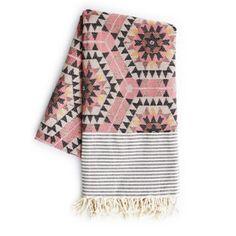 Heavenly Rose Blanket