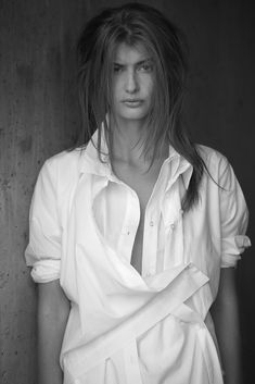 Ivan Grundahl vår 17 All White, White Style, Trends, Creative, Coat, Pants, Women, Fashion, Trouser Pants