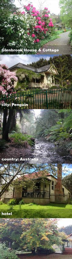 Glenbrook House and Cottage, city: Penguin, country: Australia, hotel Australia Hotels, Tour Guide, Penguin, Cottage, Tours, Country, City, Rural Area, Cottages