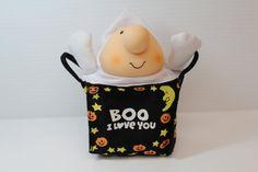 "ZIGGY HALLOWEEN TOY, Vintage Ziggy Halloween ""Boo I Love You"" figure, vintage Halloween toy, Halloween decor, Ziggy toy, Ziggy plush toy"