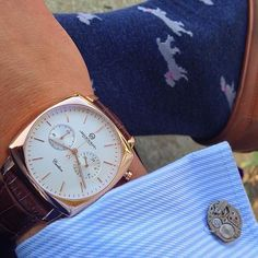 Regram via @practicalwatch of the Carlton Rose Gold. Love the cufflinks too! #melbournewatch #melbourne #watches #wruw #wristgame #watchuseek #watchesofinstagram #wornandwound #gq #horology #dapper #mensfashion #microwatches #practicalwatch #timepieces #australian