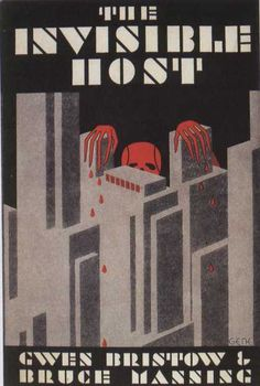 American Book Jackets - The Invisible Host