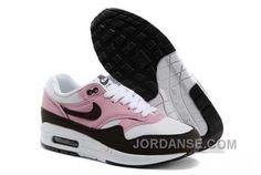 http://www.jordanse.com/nike-air-max-1-87-womens-white-pink.html NIKE AIR MAX 1 87 WOMENS WHITE PINK Only 79.00€ , Free Shipping!
